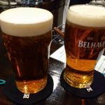16804132 - バスペールエール(ドラフト)で乾杯
