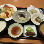 16805505 - 納豆御膳 1580円 (2013.1)
