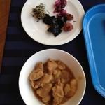 グランドエクシブ 初島クラブ - チキンとじゃがいものカレー煮