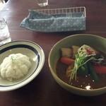 16808585 - 角煮スープカレー