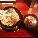 16809430 - つけ麺+味玉