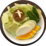 しらさぎの宿 丸福 - 焼き野菜
