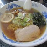キンタ - ラーメン 600円
