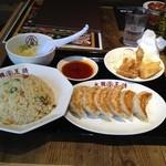 16811071 - 餃子定食 790円
