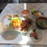 風の音 - 生姜焼き定食