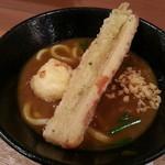 16811609 - ちく玉天カレーあんかけ(580円)