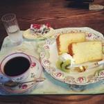 ホワイトバーチ - *シフォンケーキ*