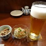 一滴 - 20130112 生ビール