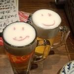 16813825 - 乾杯生ビール