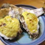 16814012 - 牡蠣タルタル焼き(980円)
