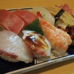 すし政 - ランチ寿司