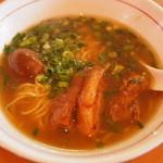 遊食 空海 - 料理写真:空海ラーメン
