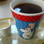 かもめ食堂 - パングラタンセットのコーヒー(単品だと400円)