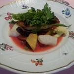 16817519 - 魚料理(スズキ)