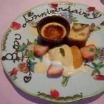 16817534 - デザート。