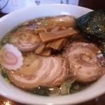 大黒屋 - チャーシュー麺(あっさり)