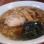 大黒屋 - 醤油ラーメン(あっさり)