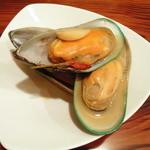 16819588 - ムール貝の酒蒸し沖縄風