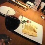 Gingakougembiru - チーズ盛り合わせ&グラスワイン