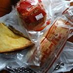 東京堂製パン屋 - ハンバーガーとフレンチトーストとコーヒーパン
