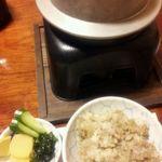 かに道楽 - 14 お昼のカニ会席 「涼風3500円」・カニ釜飯