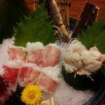 かに道楽 - 22 単品・タラバガニ霜降り 2800円