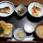 福仙和風レストラン - ランチ840円