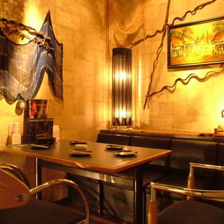 ◇全席完全個室◇2~60名まで個室完備!宴会、合コン利用に◎