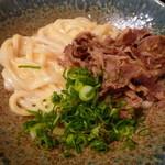 瀬戸内製麺710 - 肉釜たまうどん