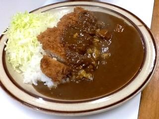 キッチン南海 沼袋店 - カツカレー