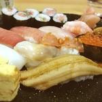 お食事処 雷電 - 大雪の中相撲観戦してきました。お食事処雷電なかなか美味しいの( ´ ▽ ` )ノ♡