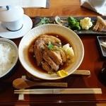 き八 - あさぎり高原豚の角煮膳