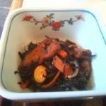 HEIWA - 家庭的なヒジキの煮物