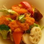 16827410 - フレッシュ野菜のサラダ