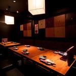 圭助 - 貸切宴会がおススメ★ 2階席は15~20名様位まで。