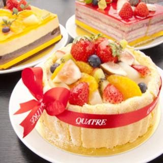 忙しい幹事様に代わって、花束orケーキをご用意いたします♪