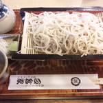 石倉家 - 料理写真:せいろ(600円)