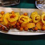 スペイン坂農園 - 野菜の天ぷら