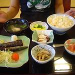 和食処「紫苑」 - 料理写真:さんま定食