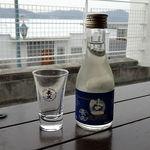 16829443 - 日本酒180ml(500円!)
