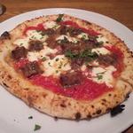 PIZZERIA DA CIBO - 【10食限定】牛すじ肉と玉ねぎのナポリ風煮込みピッツア