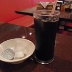 スバ - アイスコーヒー100円