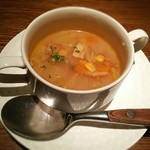 16831769 - ランチスープ☆