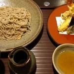 京都 団楽 - 天笊蕎麦