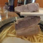 沖縄そば - 三枚肉