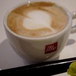 カフェ Mランド - カフェ・ラテ