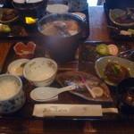 森の和食レストラン やまゆり - 料理写真:香肌御膳パック 2500円