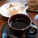 ツタンカーメン - エジプト料理 ツタンカーメン ミントティー