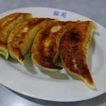 龍苑 - ジャンボ餃子