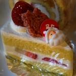 16840308 - (2012/12月)「ショートケーキ」